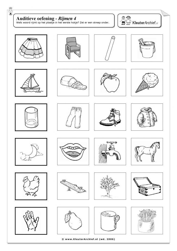 Uitzonderlijk Specifieke onderwijsbehoeften van kleuters :: jufels1 @TK47